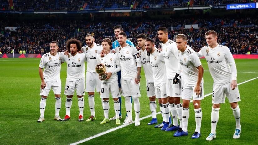 """El Real Madrid prepararía una """"profunda limpieza"""" por la falta de hambre de algunas de sus estrellas"""