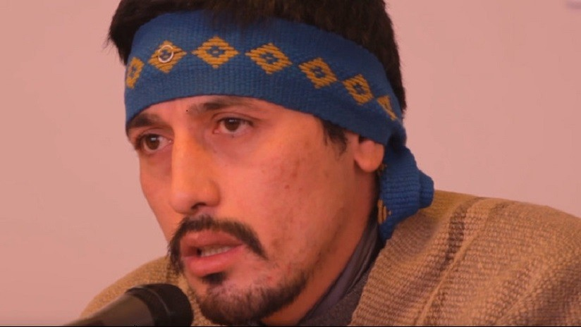 En Chile condenaron a 9 años de cárcel a Facundo Jones Huala