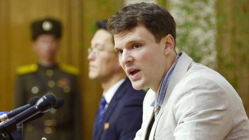 Corte estadounidense ordenó a Pyongyang indemnizar a familia de Otto Warmbier