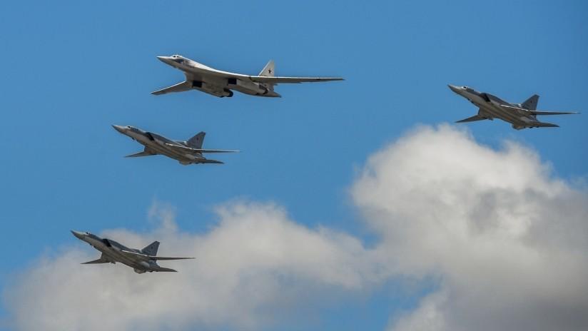Fortaleciendo la tríada nuclear: Aviación de larga distancia rusa celebra su 104 cumpleaños (VIDEOS)