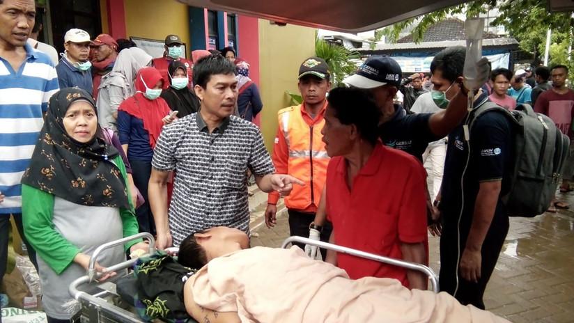 Indonesia admite que su alerta temprana de tsunamis no funciona