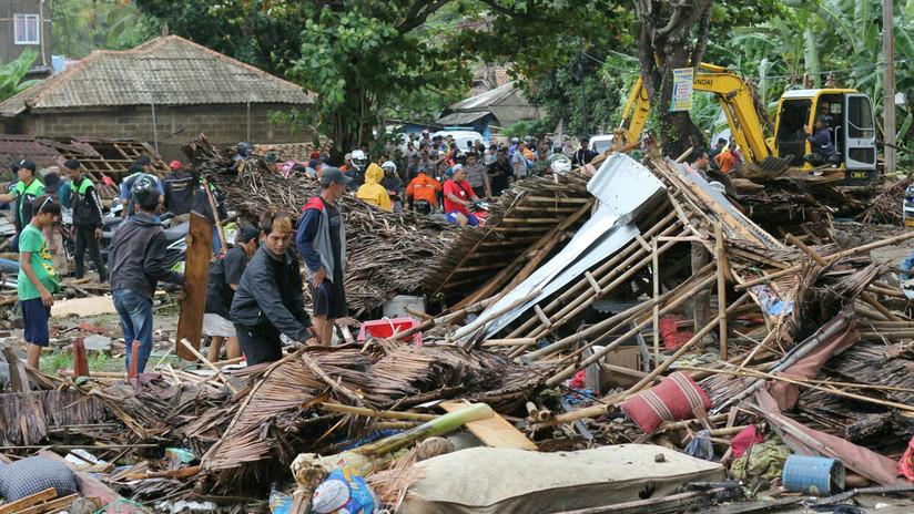 MINUTO A MINUTO: El tsunami que se cobró decenas de vidas en Indonesia