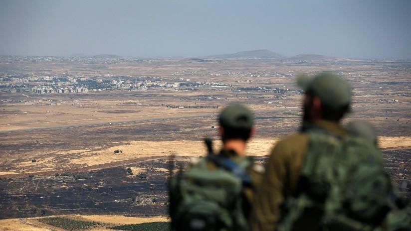Israel dispara contra