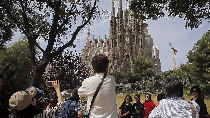 """EE.UU. alerta del riesgo de atentados """"con poco o ningún aviso"""" en los centros turísticos de España"""