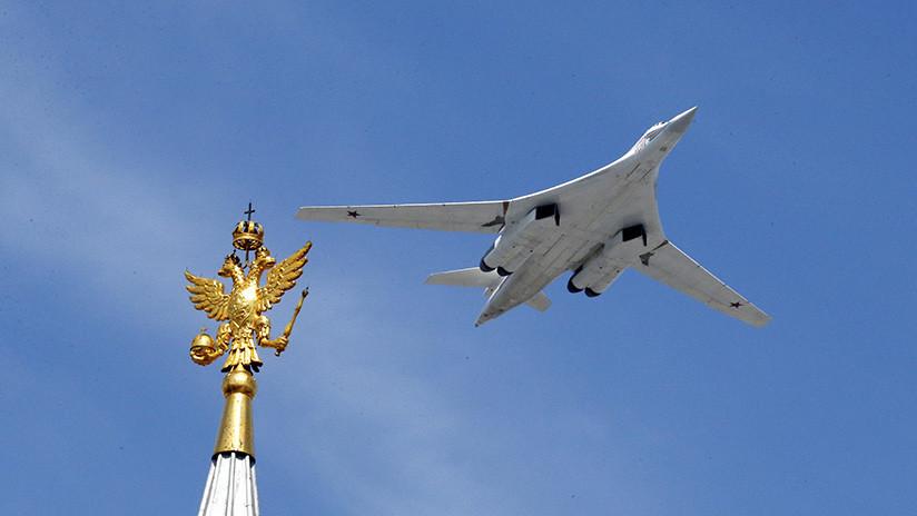 Experto de EE.UU. explica por qué generan preocupación los Tu-160 rusos
