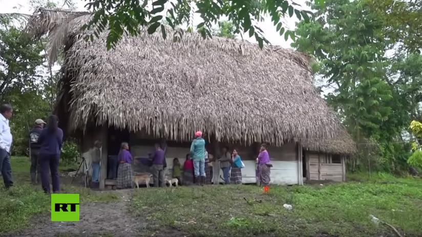 El cuerpo de la niña guatemalteca que murió en EE.UU. ya está en casa
