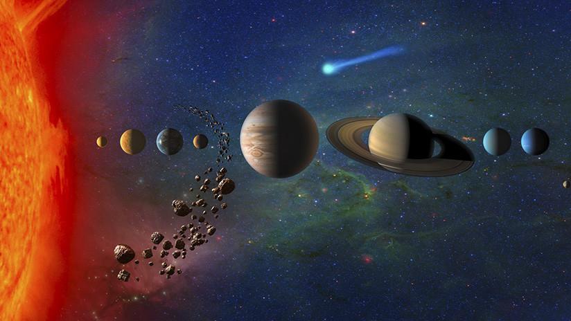 Un gran impacto espacial sería la causa de que Urano esté inclinado
