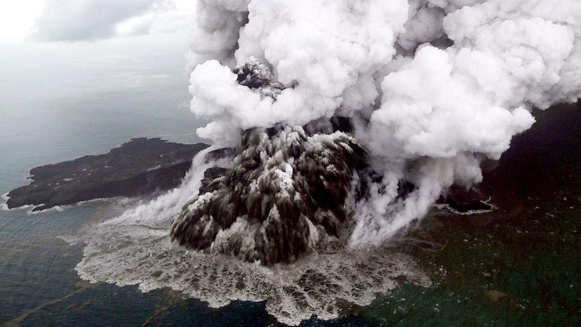 Revelan qué causó el devastador tsunami en Indonesia