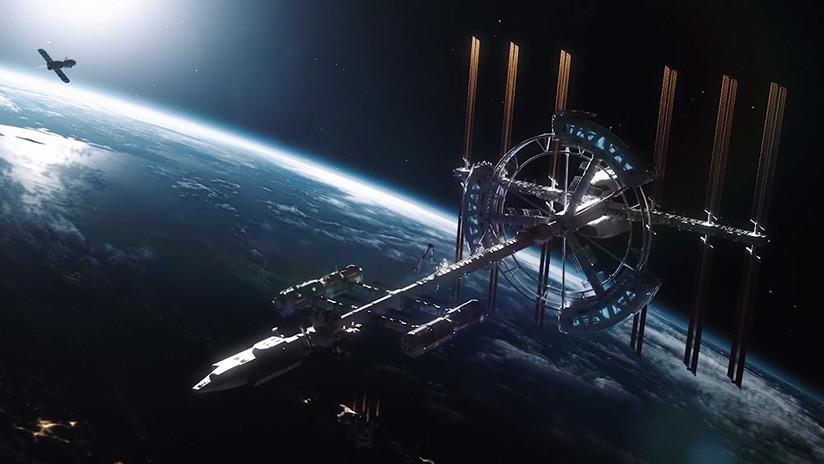 ¿Viajes interestelares?: Una compañía rusa construirá un puerto espacial orbital