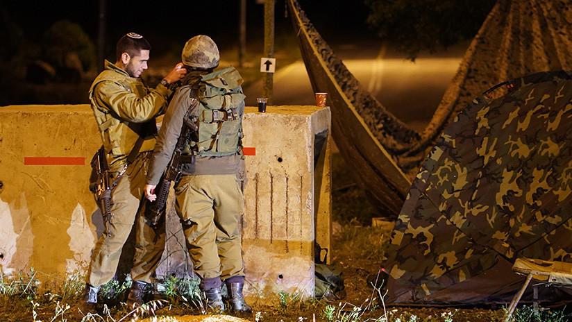 Israel intercepta un misil lanzado desde Siria
