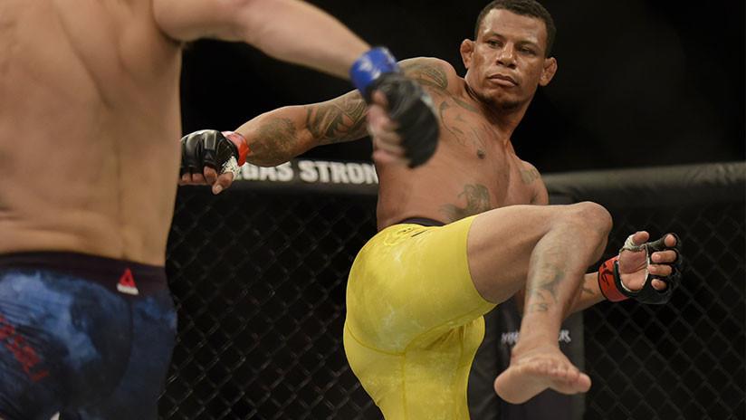 Brasil: Arrojan una granada a un luchador de la UFC durante una pelea callejera y sobrevive
