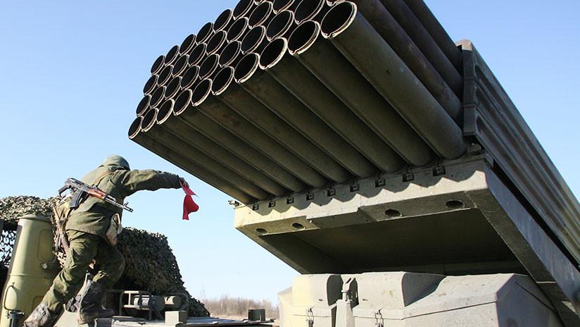 Rusia presenta un nuevo proyecto de sistema reactivo de lanzamisiles para buques