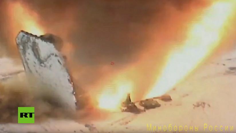 VIDEO: RT es el primer medio en mostrar la prueba final del misil hipersónico Avangard