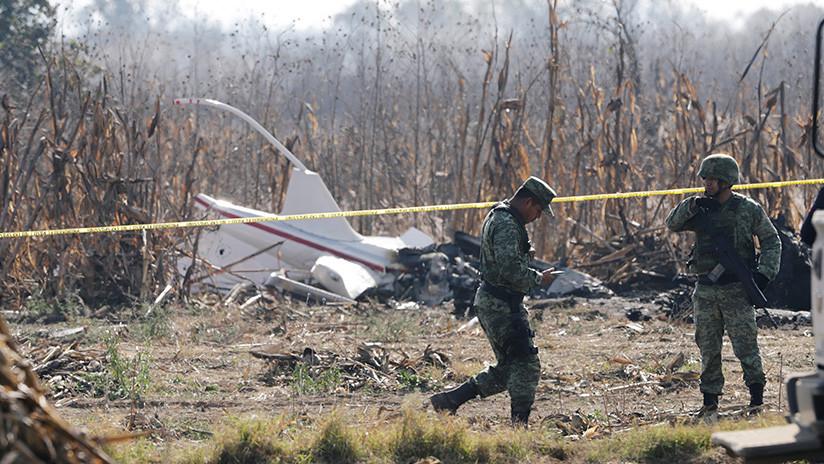 """López Obrador promete no """"ocultar absolutamente nada"""" sobre el accidente de helicóptero en Puebla"""