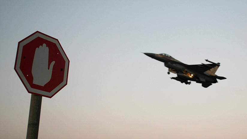 El Líbano denunciará a Israel ante la ONU por violar su espacio aéreo