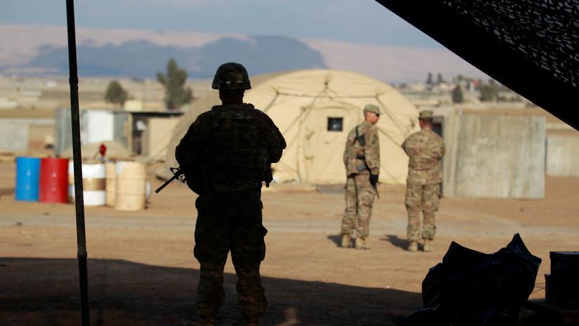 EE.UU. cuenta con dos nuevas bases cerca de la frontera iraquí con Siria