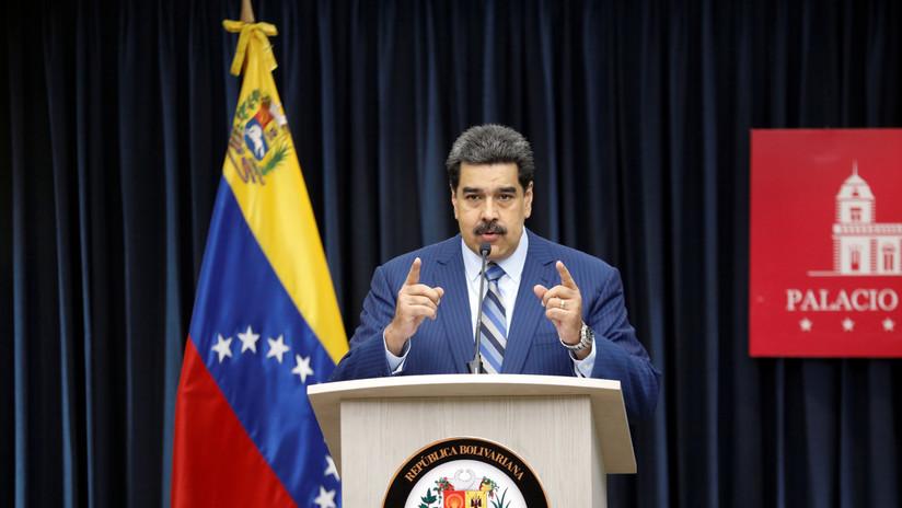 Actualidad: Maduro pone en máxima alerta a las Fuerzas Armadas