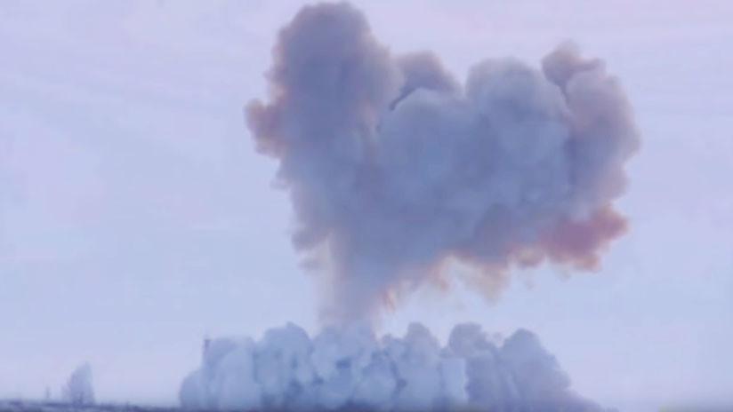 """El nuevo misil ruso Avangard """"burlará todos los sistemas de defensa en los próximos 50 años"""""""