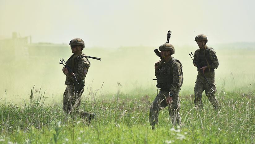 Milicianos chechenos que apoyan al Ejército de Ucrania admiten vínculos con el Estado Islámico