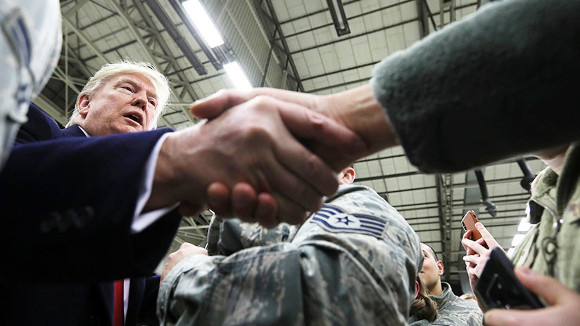 """Trump explica por qué """"todo estará bien con Israel"""" pese a la retirada de EE.UU. de Siria"""
