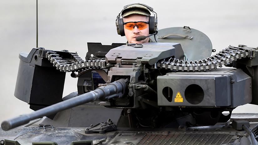 Canciller alemán: El control internacional sobre armas debe incluir a los robots asesinos