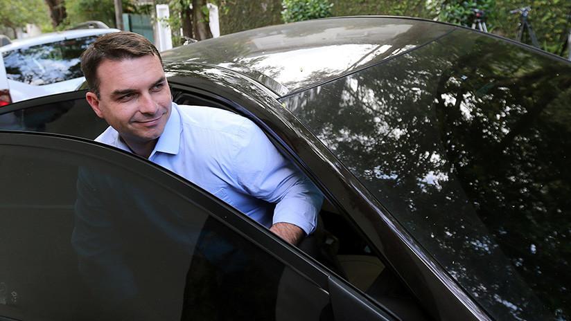 """El chófer del hijo de Bolsonaro sobre la investigación de su cuenta: """"Soy un hombre de negocios"""""""