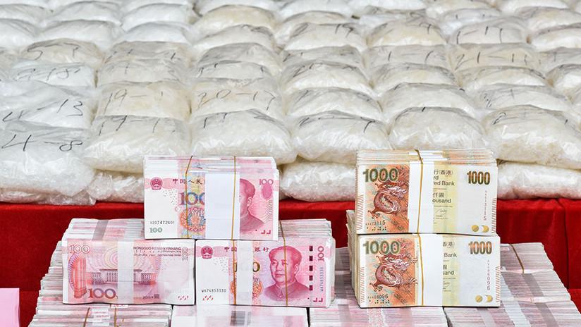 """China podría condenar a muerte a un canadiense acusado de traficar con """"enorme cantidad de droga"""""""