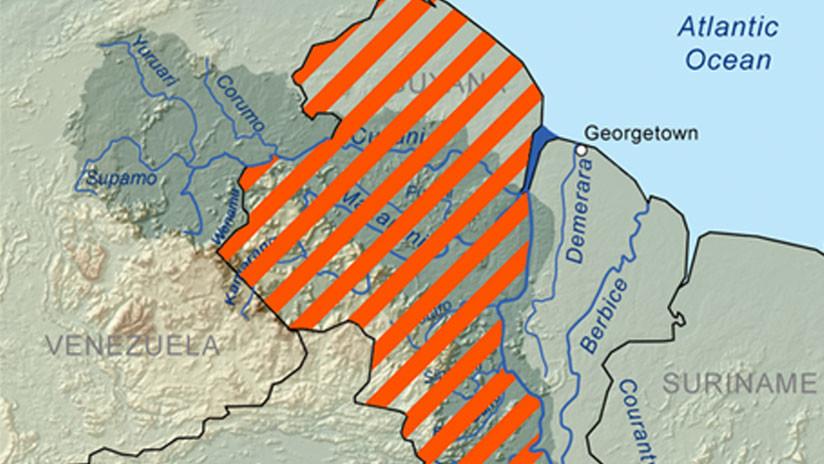 Los buques de la discordia: Venezuela y Guyana reavivan la disputa por su diferendo territorial