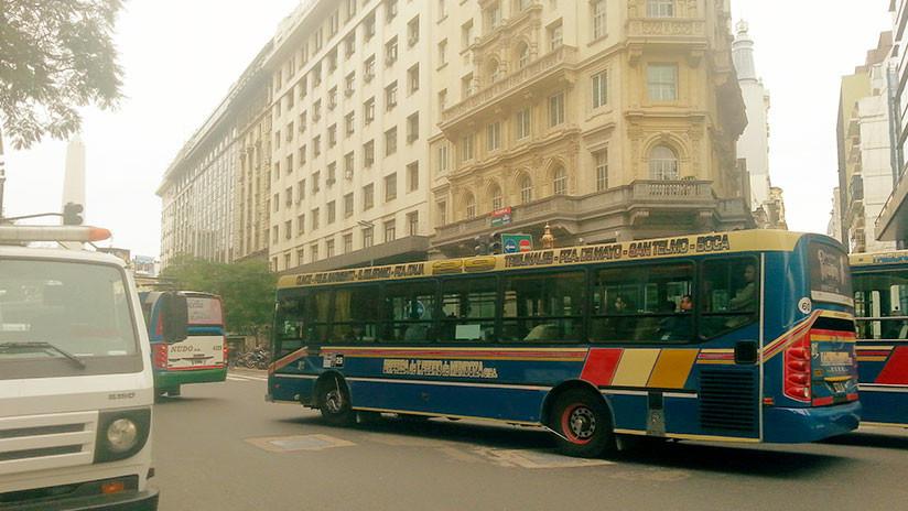 El gobierno argentino anuncia aumentos de 38% en transporte y 55% en electricidad
