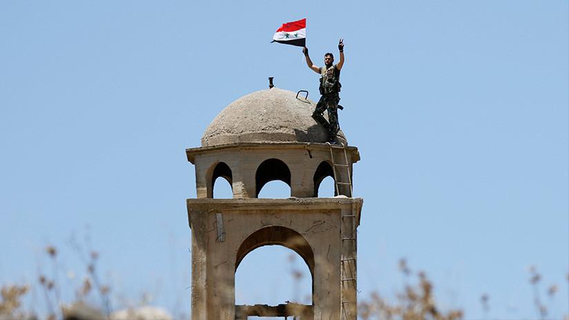 Ejército sirio entra en Manbij en medio de las amenazas de Turquía de atacar a los kurdos