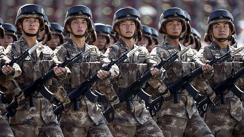 El Ejército chino que preocupa a EE.UU.: De una fuerza interior a una de intervención
