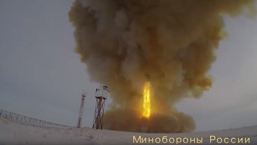 """Medios de EE.UU.: """"No contamos con defensa alguna contra el misil Avangard"""" (VIDEO)"""