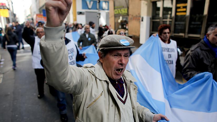 Qué ocurre con los jubilados en Argentina y por qué crearon un sindicato