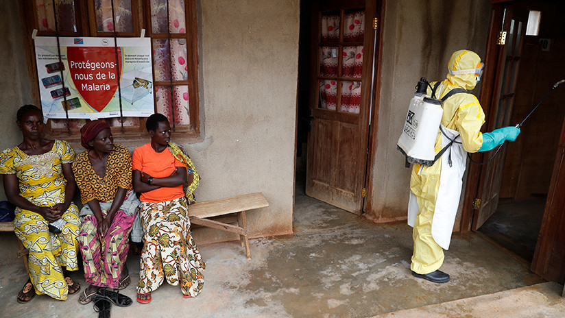 Congo: Una veintena de pacientes sospechosos de padecer ébola huyen del hospital