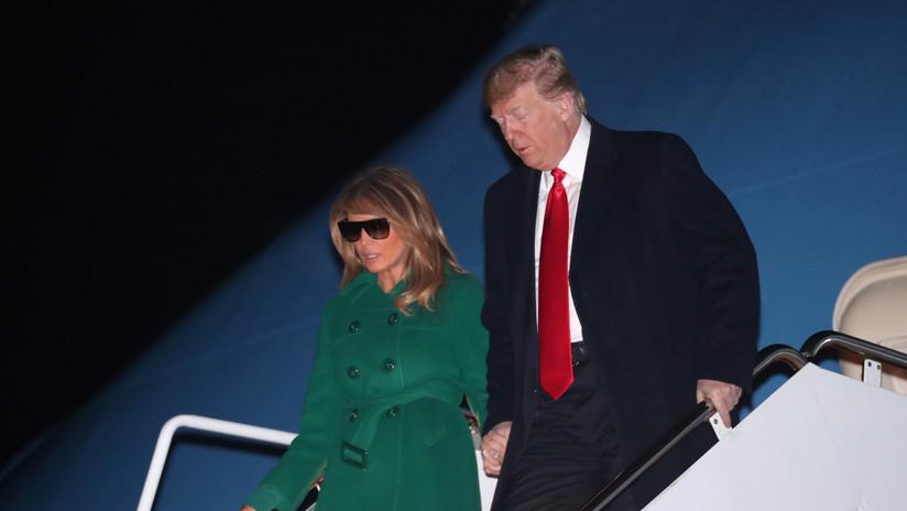 "Exgeneral califica de ""inapropiada"" y ""embarazosa"" la visita sorpresa de Trump a Irak"