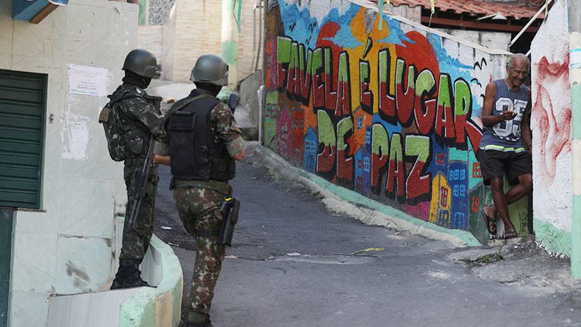 El legado de la Intervención militar en la seguridad de Río de Janeiro