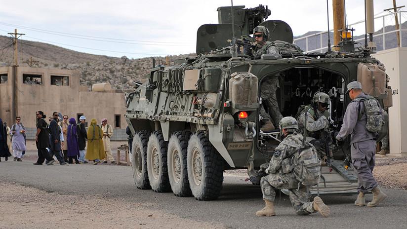 La Casa Blanca niega rumores sobre el retiro de sus tropas de Afganistán