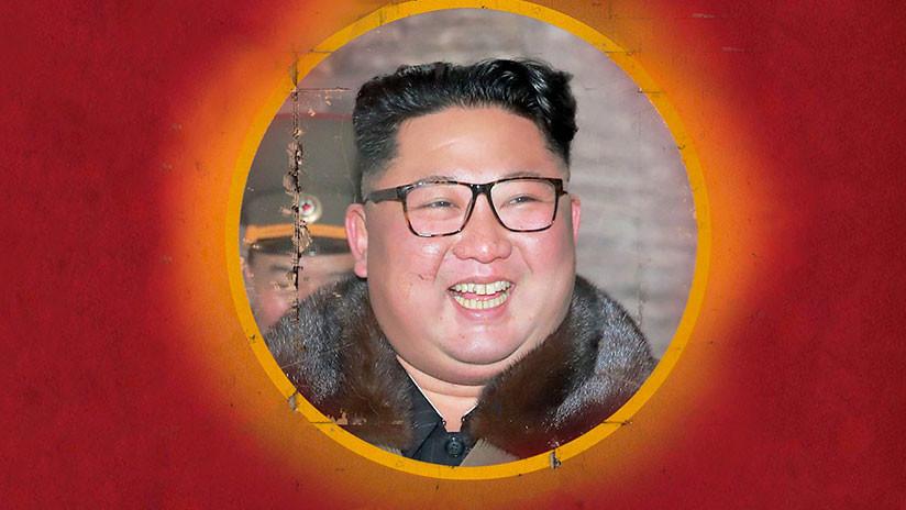 El bueno de Kim: Corea del Norte mostró su mejor cara en 2018 (MEME)