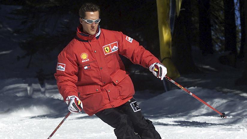 """""""Tuvo suerte"""": El jefe del equipo que rescató a Schumacher da a conocer detalles del accidente"""