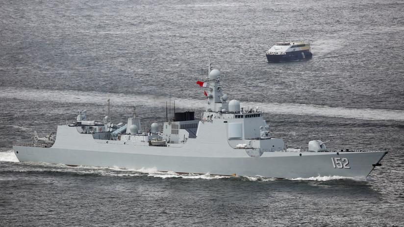 La Armada china podría tener ya en el mar una 'superarma' que EE.UU. aún no tiene (FOTOS)
