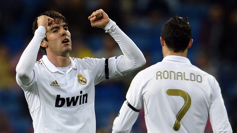 Kaká revela qué regalo hizo Cristiano Ronaldo a los empleados del Real Madrid hace varios años