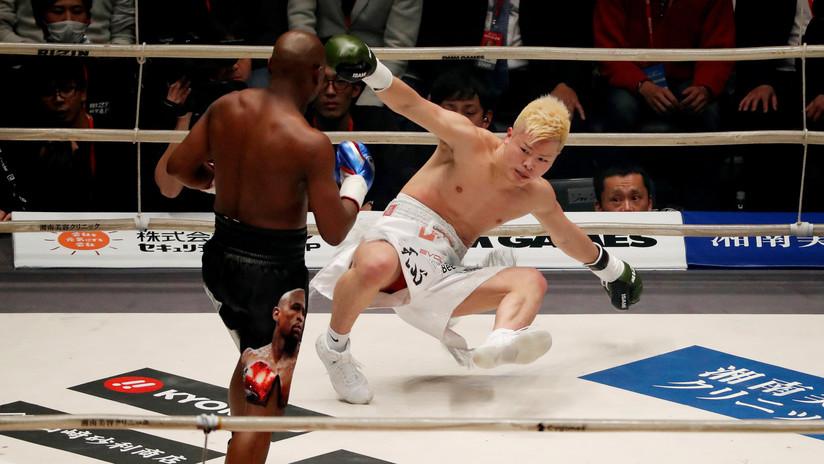 9 millones dólares en dos minutos: Mayweather noquea a su rival en MMA (VIDEO)