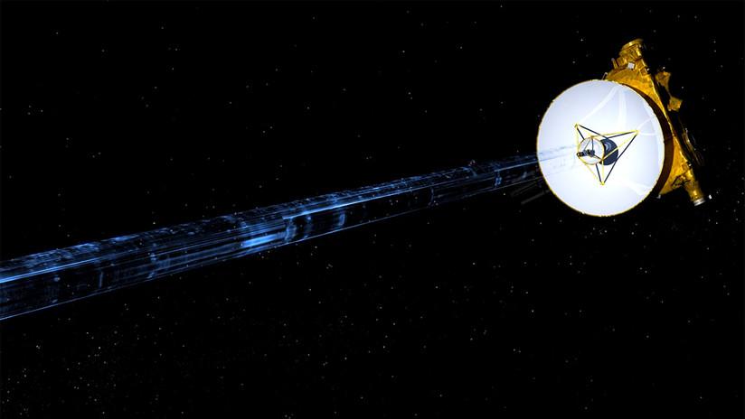 La NASA muestra las primeras fotos del objeto espacial más lejano jamás estudiado hechas desde cerca