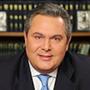 Panos Kammenos, Ministro de Defensa de Grecia