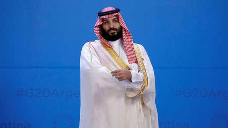 El príncipe heredero saudí, Mohammed bin Salmán, en la cumbre del G20 en Buenos Aires, el 30 de noviembre de 2018.