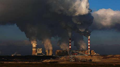 La central eléctrica de Belchatow, Polonia, el 28 de noviembre de 2018.