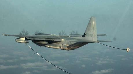 Boeing F/A-18E/F Super Hornet  (caza polivalente con capacidad para operar desde portaaviones)  - Página 5 5c085216e9180fae7c8b4567