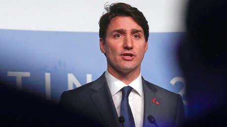 El primer ministro de Canadá, Justin Trudeau., en Buenos Aires, Argentina, 1 de diciembre de 2018.