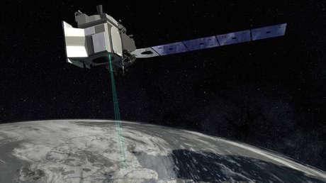 Imagen proporcionada por la NASA para informar las históricas novedades sobre Voyager 2, la segunda nave en cruzar la heliosfera.