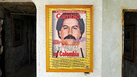 Museo y memorial en la Hacienda Nápoles, antigua hacienda de Pablo Escobar, en Antioquia, Colombia.